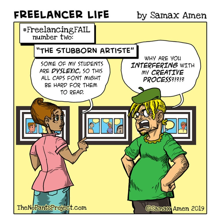 Most Freelancers Do This Wrong. Get It Right, and You'll Get the Money, Honey