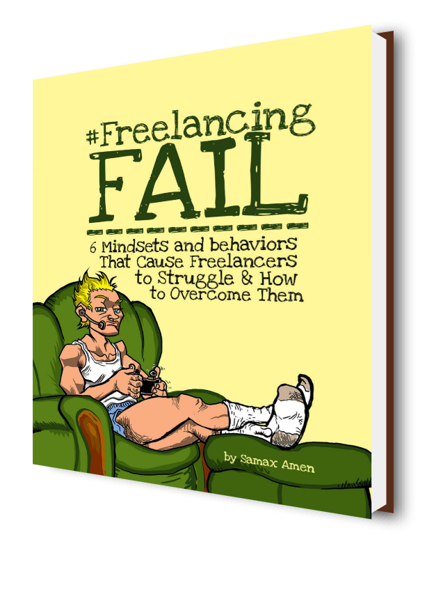 #FreelancingFAIL by Samax Amen