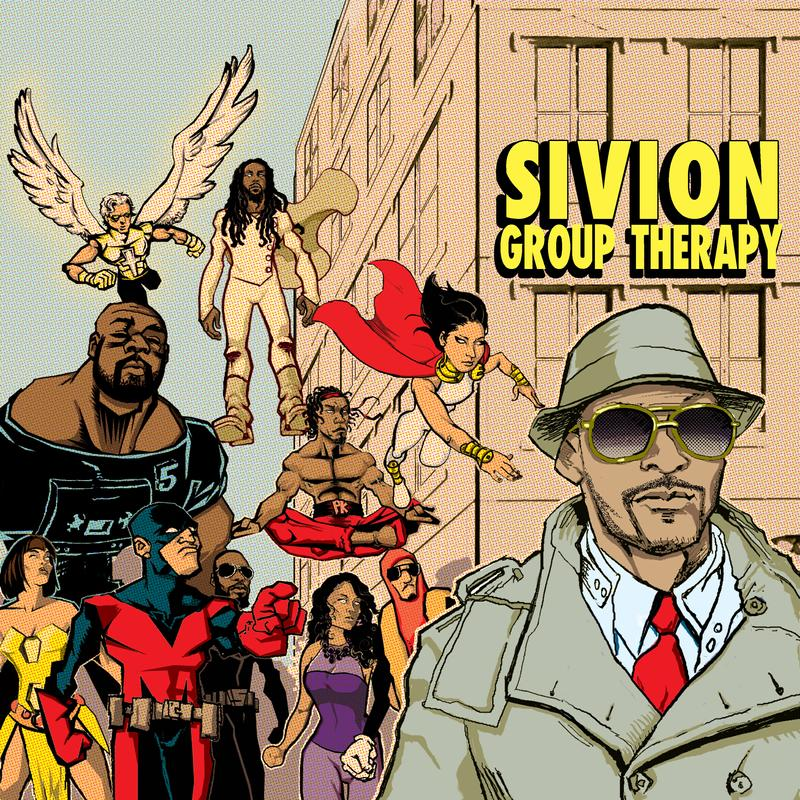 """Sivion: Group Therapy"" by Samax Amen"