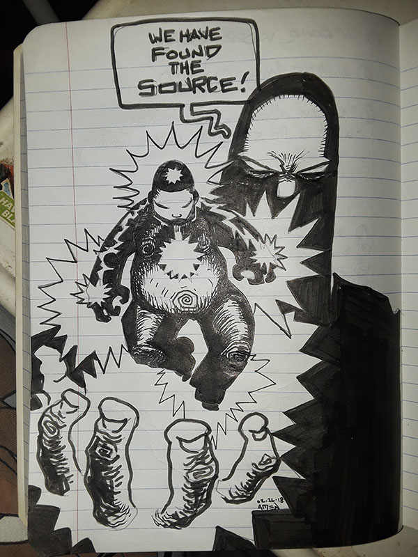 I am the Source (cropped)
