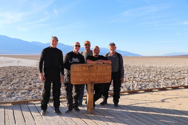 MotoQuest Death Valley