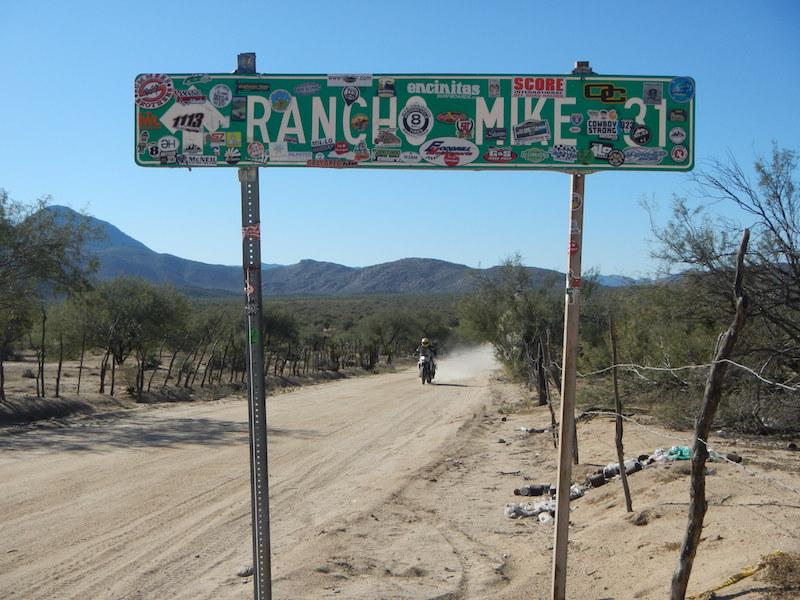 MotoQuest BajaBackroads Trail