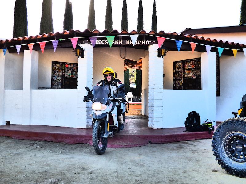 MotoQuest BajaBackroad Sky Rancho
