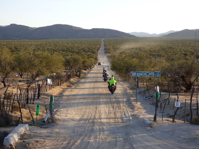 MotoQuest BajaBackroads