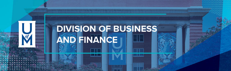 UofM: Division of Business and Finance