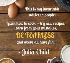 Julia Child Kitchen Wisdom