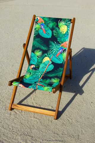 Palmapple Limited Edition Deckchair