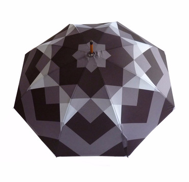 Walking Stick Umbrella Print U6