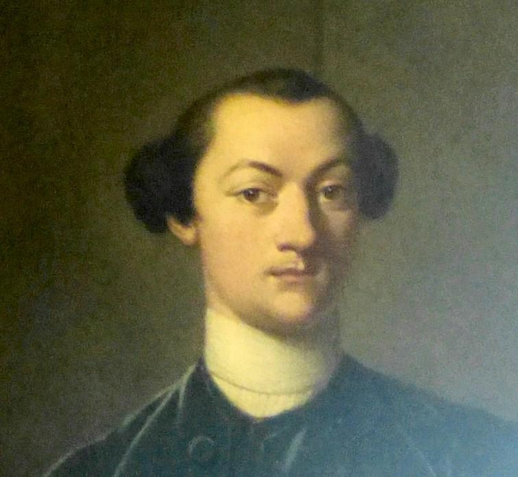 John Parker, 1st Baron Boringdon