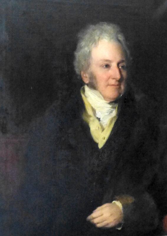 John Parker, 1st Earl of Morley