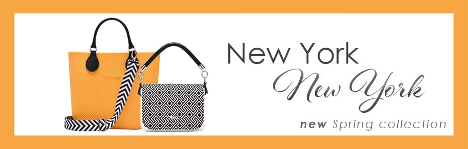 O bag Spring collection New York