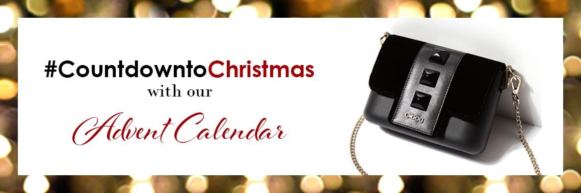 obag winter collection Christmas advent calendar