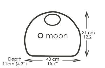 O moon