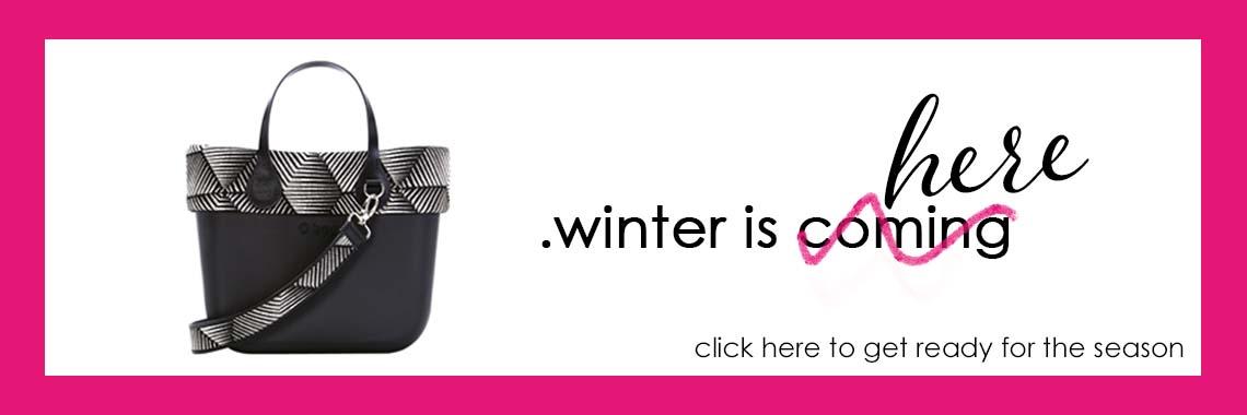 Winter is here Obag Metropolis