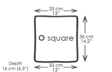 O square