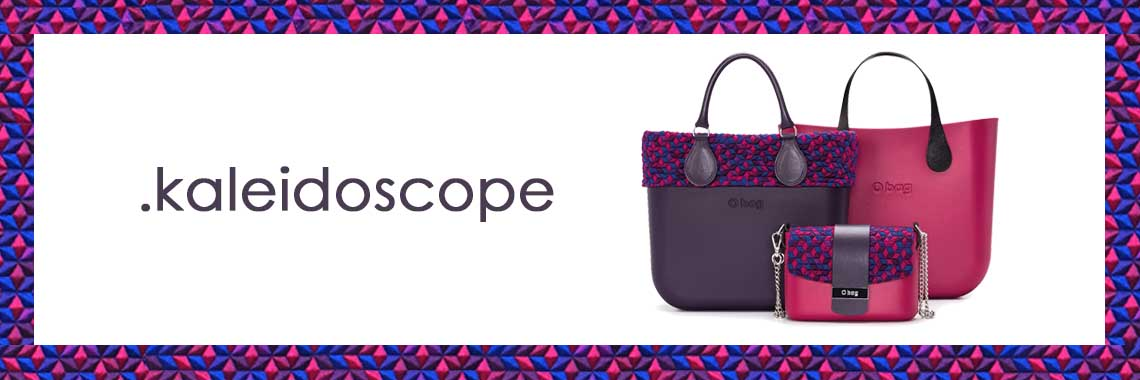 obag winter collection kaleidoscope