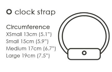 O clock straps