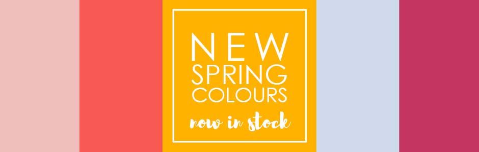 O bag Spring 2018 colours
