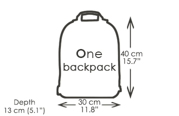 One backpack Autumn 2017 Collection
