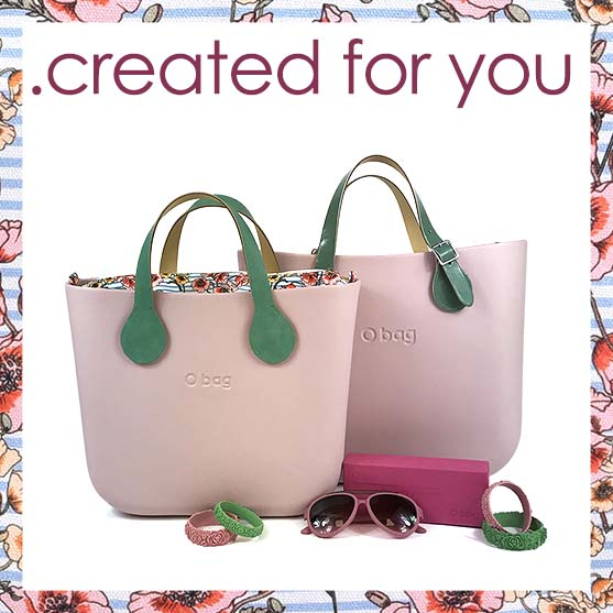 obag bags created for you