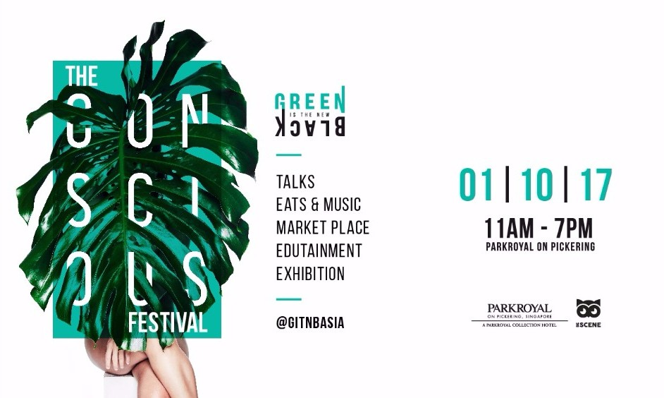 Green Is The New Black | The Conscious Festival