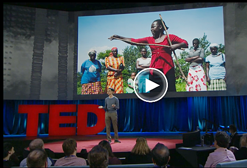 New Ted Talk by One Acre Fund's Andrew Youn