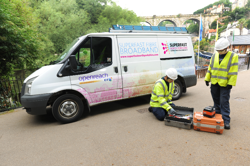 BT workers