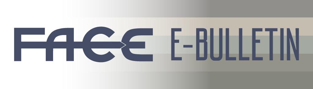 FACE e-bulletin
