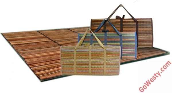 Recycled Outdoor Folding Mat (5X6)
