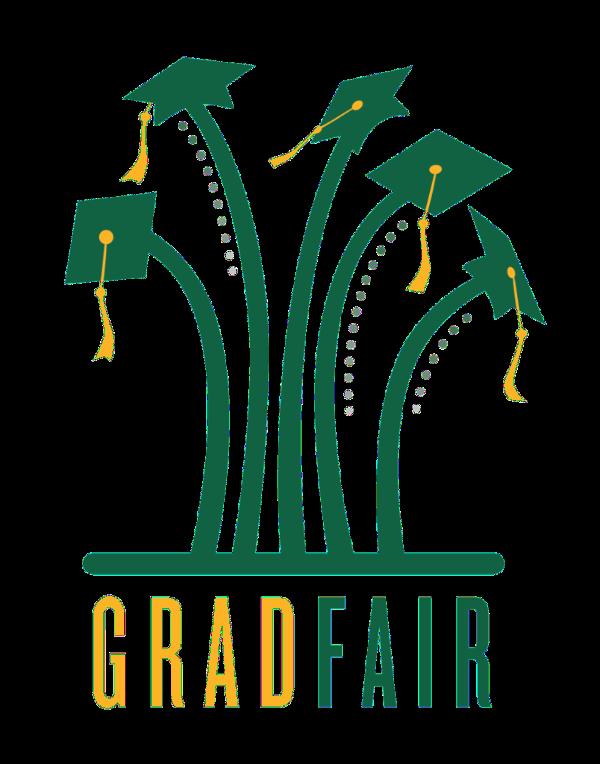 GRAD FAIR logo