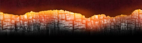 cool lava