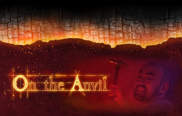 On the Anvil Logo