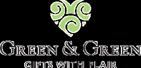Green & Green heart logo.