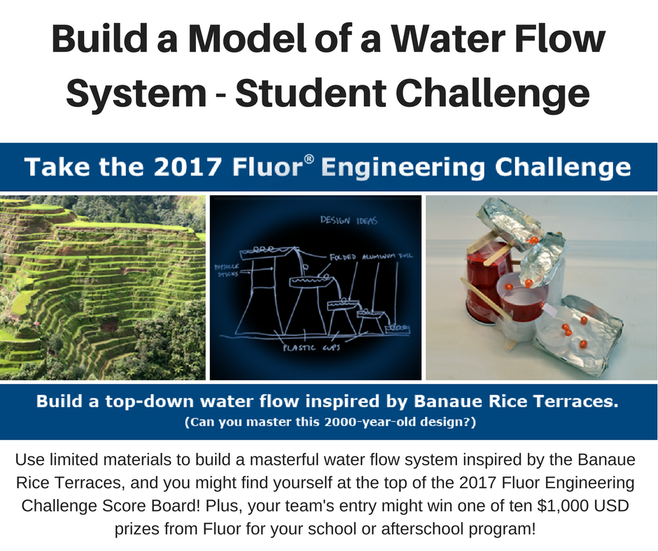 Fluor Engineering Challenge