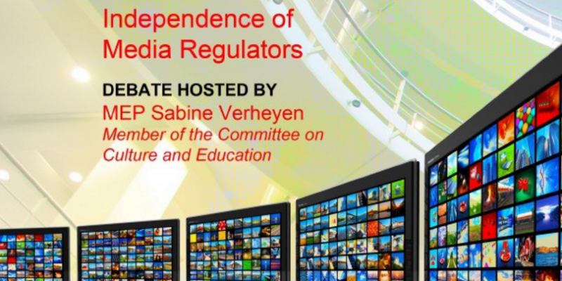 Image : Independence of Media Regulators