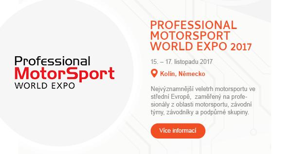 Professional Motorsport World Expo 2017