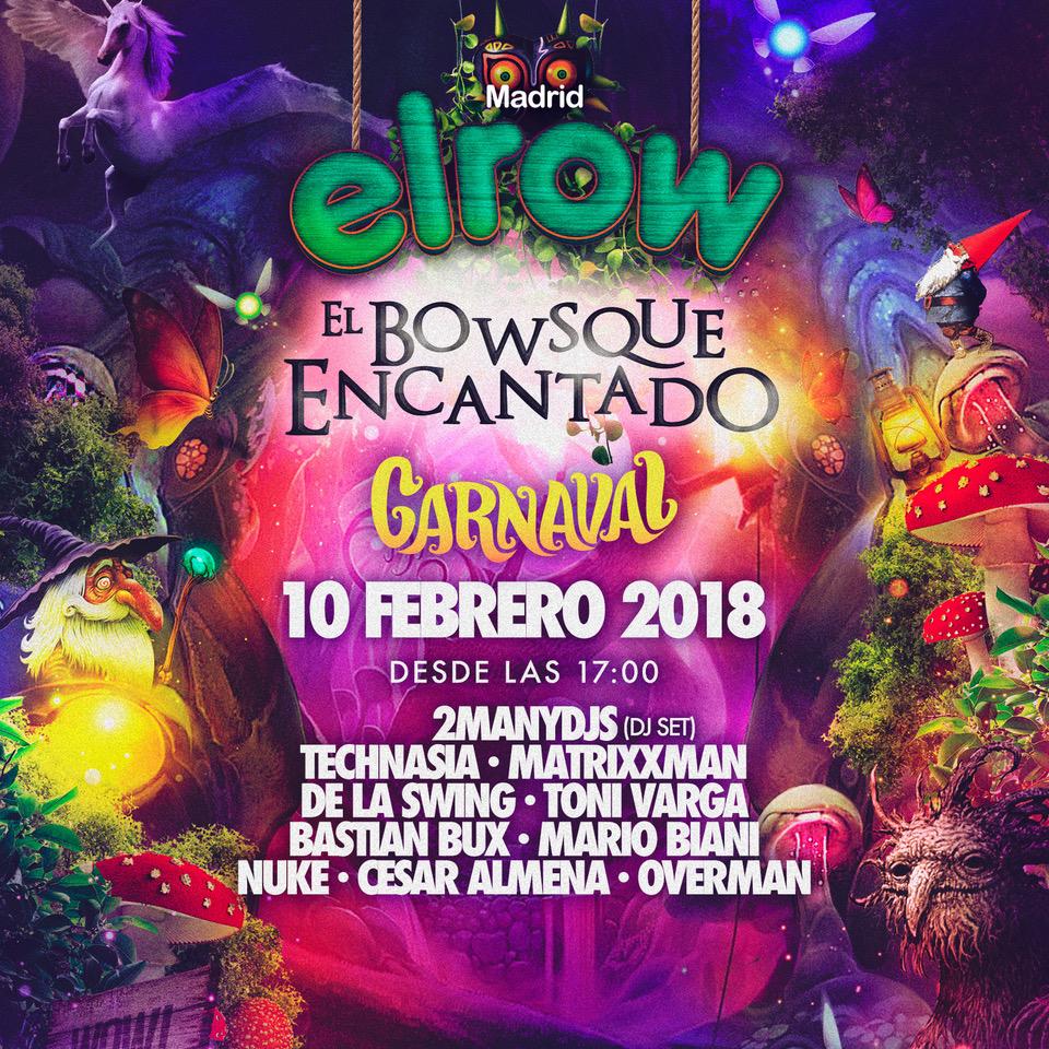 180607f3-30aa-47cb-994c-b1cef175f081 El mejor Carnaval se vive con elrow