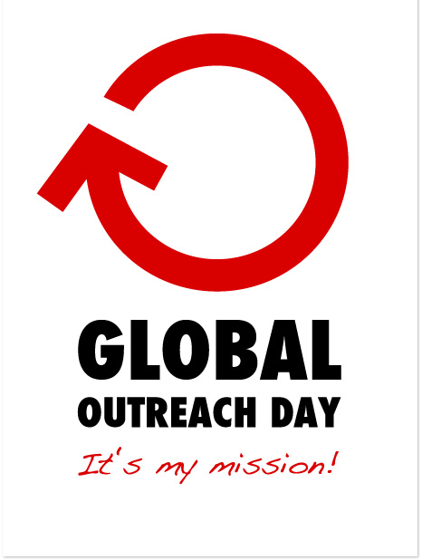 Global Outreach Day - Logo