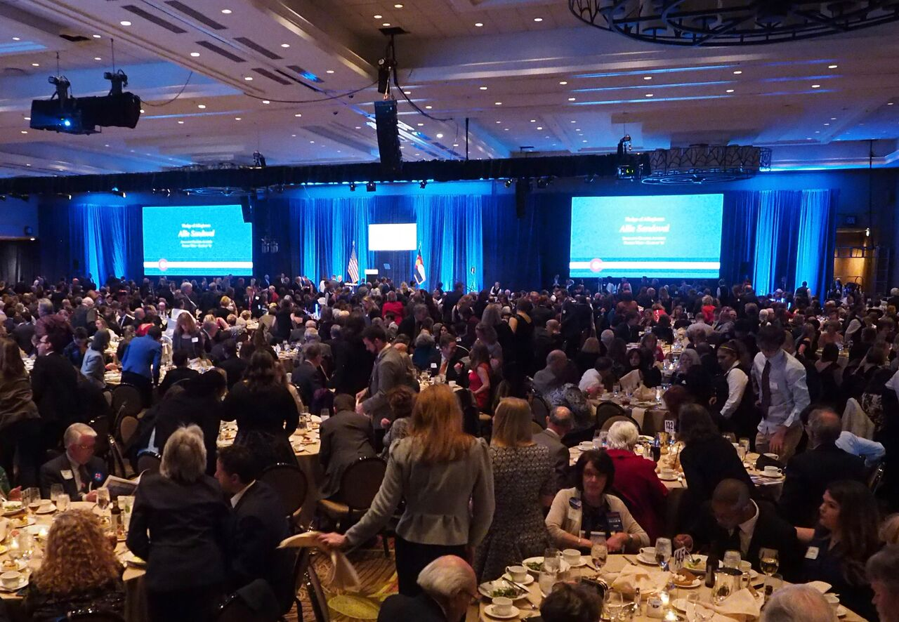 Colorado Democratic Party 83rd Annual Dinner