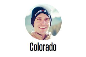 Colorado Daily Snow