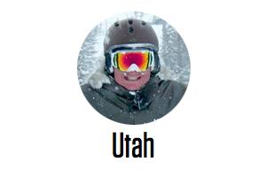 Utah Daily Snow