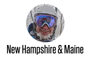 New Hampshire & Maine Daily Snow