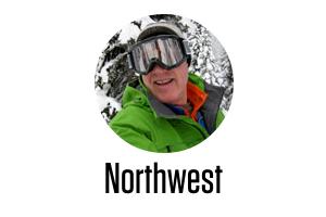 Northwest Daily Snow