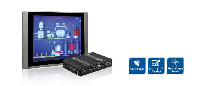 PE3950 - PowerTwin PC-Modul mit Apollo Lake Prozessor