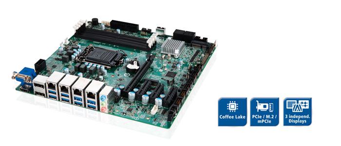 MS-98L2 Micro-ATX Board