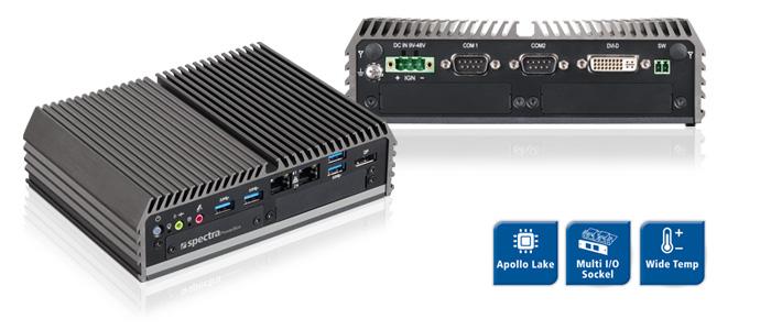 Spectra PowerBox 210 Mini-PC