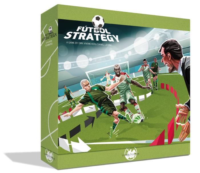 Conquistador Games New Kickstarter Soccer Project