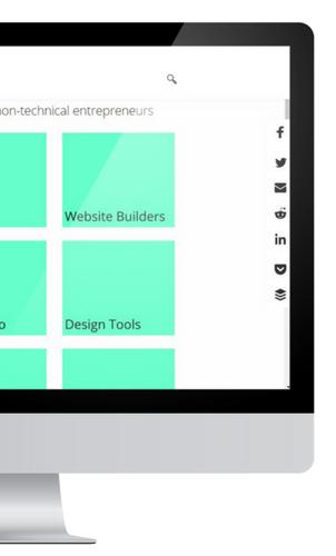 NoCode Homepage