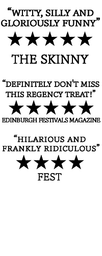 """Witty, silly and gloriously funny"""