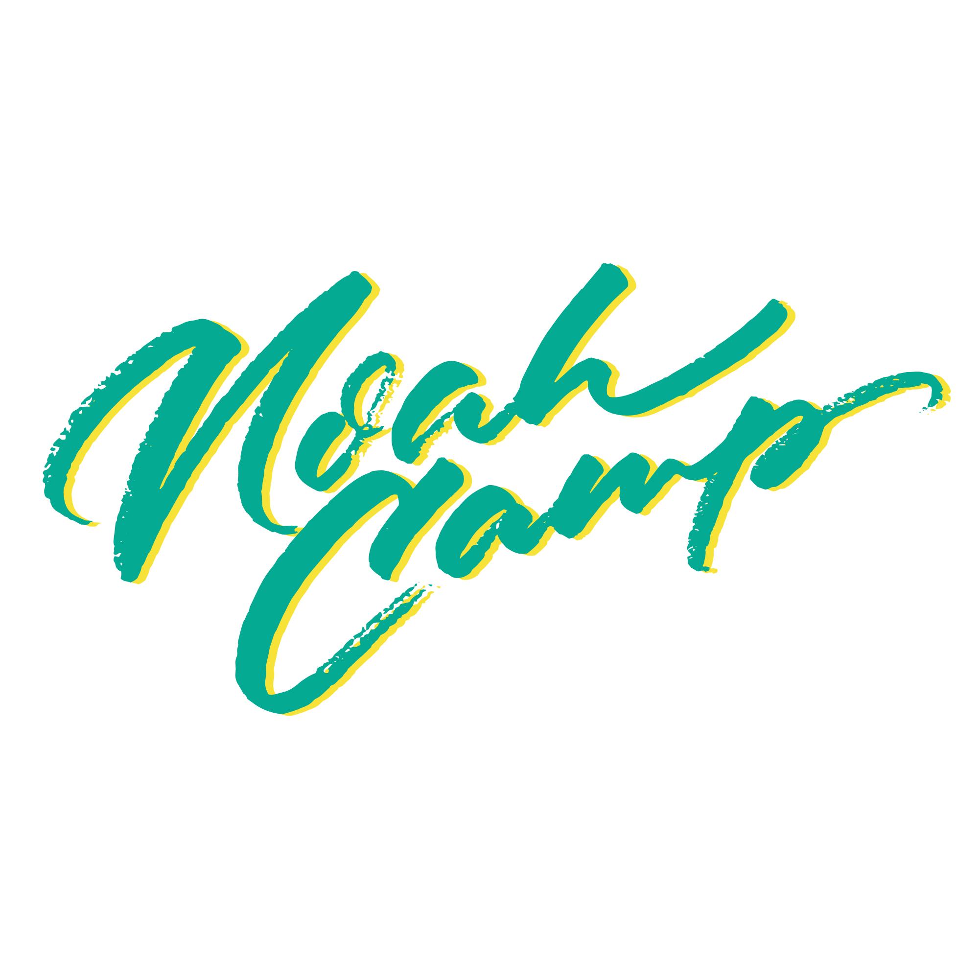 Noah Camp Design Logo and website